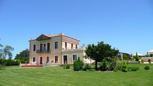 Luxurious Neoclassical Villa in Agia Marina, Ilia