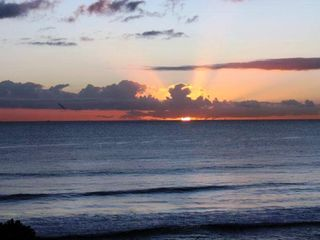Deerfield Beach condo photo - View of Beach as the sun rises