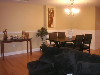 Wildwood Crest condo photo - The dining area