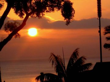 Dana Point condo rental - Come and view our beautiful romantaic sunset Taken from condo balcony.