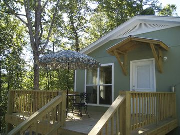 Lewis Smith Lake cabin rental - Scout's Hideaway beckons you to come and relax