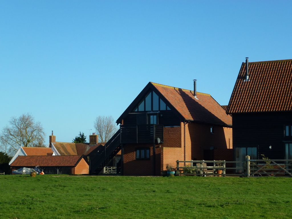 Holiday homes in Bawdsey