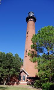 Climb the Corolla Lighthouse for a spectacular view