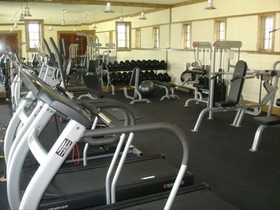 Fitness Center - 3 minute walk from home
