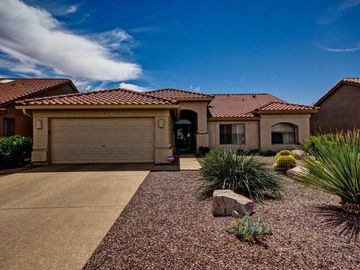 Sun Lakes house rental - Beautiful two-bedroom home on the 9th fairway of Oakwood Golf Course.