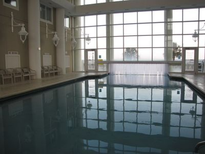 Majestic Sun condo rental - Indoor swimming pool