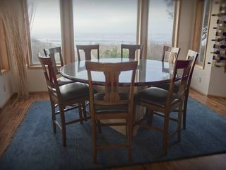 Yachats house photo - Wine & Dine with an Oceafront View!