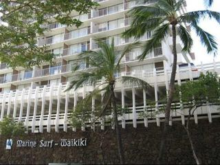 Waikiki condo photo - Centerally located in the heart of Waikii at the corner of Kuhio and Seaside Ave