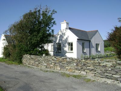 View of Front of Seagull Cottage