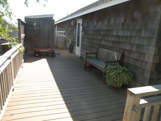 Ocean Bay Park house photo - North-Side Deck, Out-Door Shower,