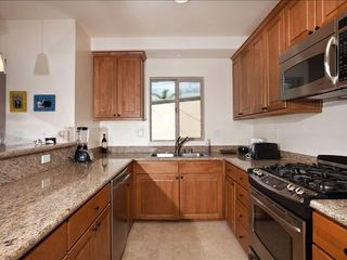 La Jolla condo photo - Marble counter tops throughout!