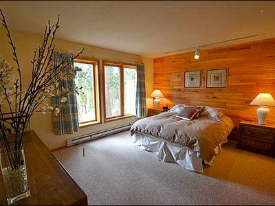 Calming Third Bedroom with Natural Sunlight