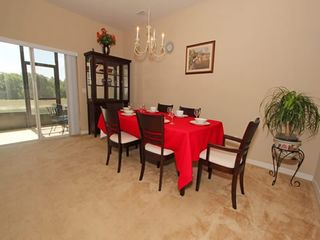 Oakwater townhome photo - Huge dinning room
