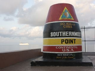 Key West condo photo - Walking distance to this icon.