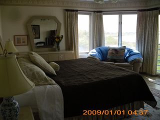 Brigantine townhome photo - Large Master Bedroom