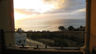 Cabo Rojo condo photo - Sunset view from balcony