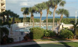 Cape Canaveral condo photo - Pool area