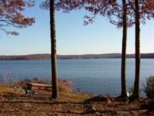Lake Wallenpaupack cottage photo - 2 mile view