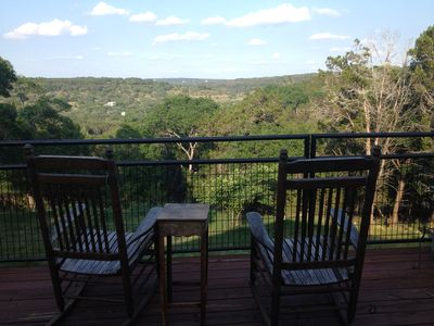 Secluded Hill Country Escape