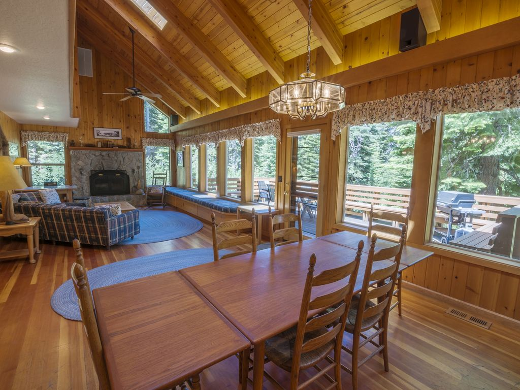 Spacious 5 Bedroom Eagle S Eyrie Cabin Vrbo