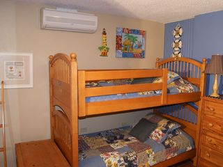 Cabo Rojo apartment photo - Twin/Twin bunk bed.
