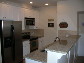 Galveston condo photo - Fully stocked kitchen