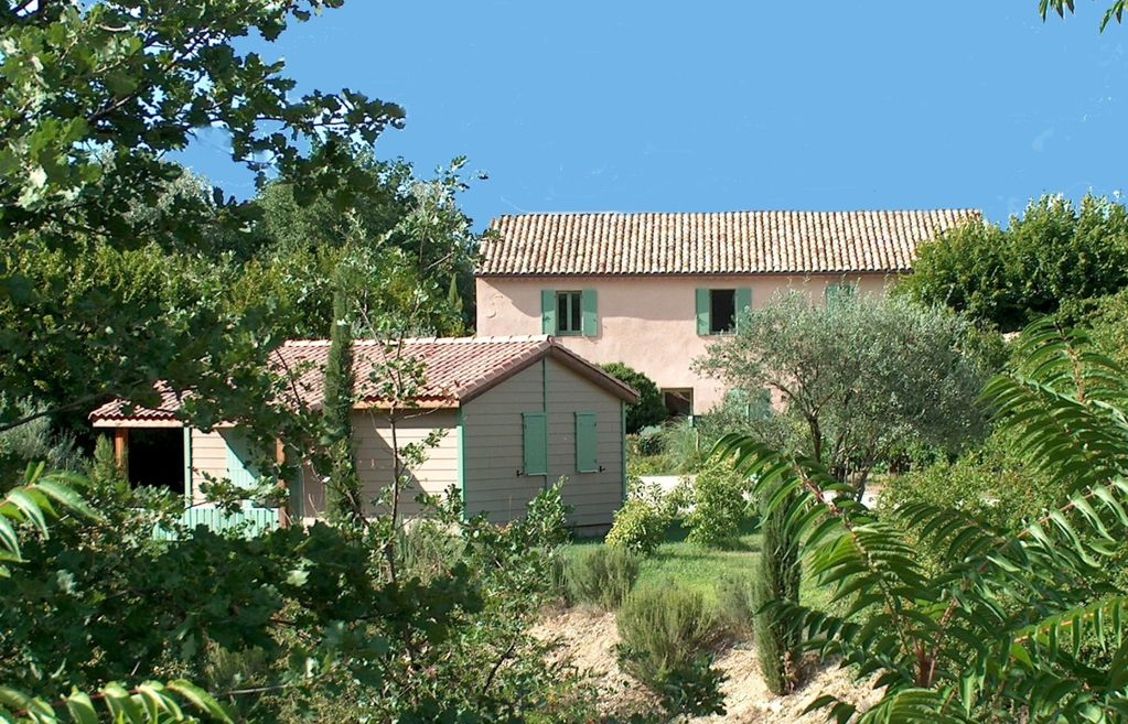 Peaceful house, with pool , Mirabel-aux-baronnies