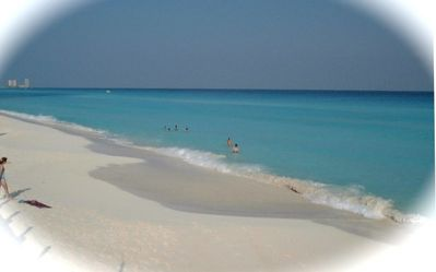 Villas Marlin gorgeous, white sandy Beach