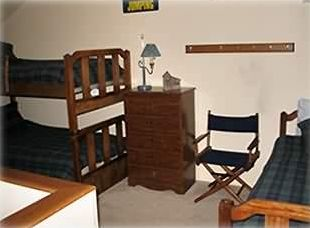 Loft with Bunk Beds and Trundle