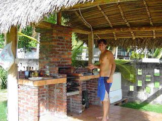 Puntarenas City villa photo - BBQ Hut