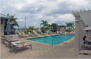 Tampa townhome photo - Heated pool at the Private owned Resort
