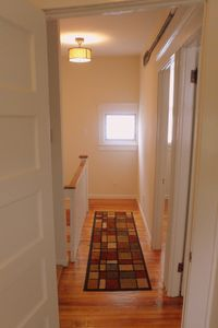 Boardwalk house rental - Upstairs Hallway