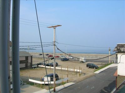 Hampton Beach condo rental - View from the deck