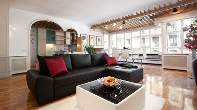 Sant Antoni apartment rental - Living 1