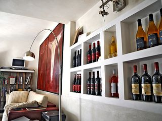 Modica house photo - Our cellar of selected wines from top sicilian producers