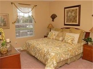 Orlando condo rental - Second bedroom