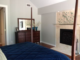 Bedford house photo - Another view of the master bedroom