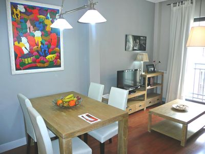 VERY CENTRAL: NEXT TO PLAZA MAYOR, LARGE AND NEW, AIR CONDITIONING,