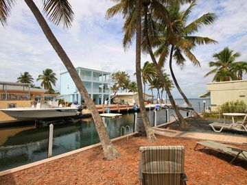 Key Largo house rental - Private Yard and Dock