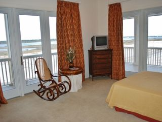Gulf Shores house photo - 2nd Fl Sunset Queen Lagoon Side Bedroom