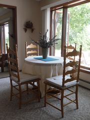 Oscoda house photo - breakfast area