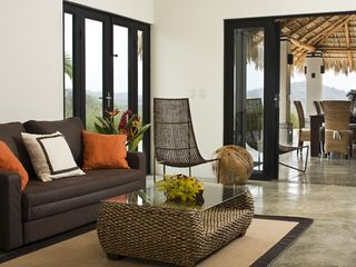 Tamarindo villa photo - Living Room