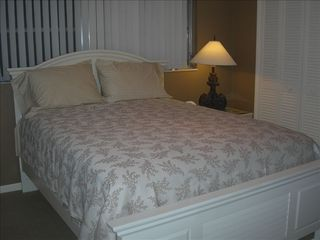Sarasota house photo - Bedroom with Queen size bed