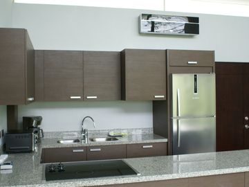 Guest House has a fully equipped modern kitchen