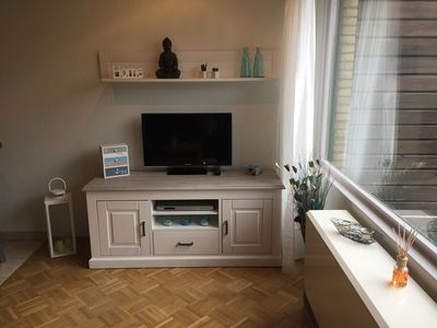 Comfortable apartment in a quiet but central location .... 200 m from the wave pool