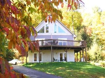 Asheville house rental - Lovely Home in Private Area. 10 mins to Major Shopping & Restaurants