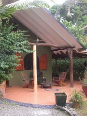 Cahuita house photo - Front of house