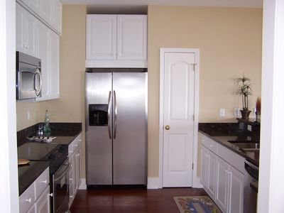 Surf City house rental - Well stocked kitchen.