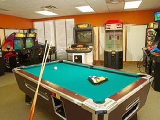Encantada Resort townhome photo - Games room