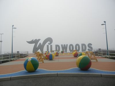Wildwood is a free beach